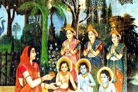 सती अनुसूइया की कथा जिन्होंने त्रिदेव को बालक बना दिया था। Story of Sati Anusuya.