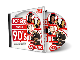 Q Music Top 500 Van 90s