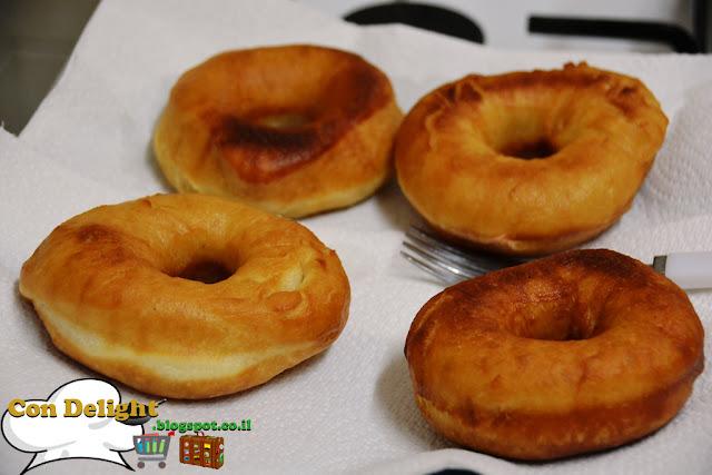 דונאטס doughnuts