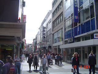 cologne shopping street