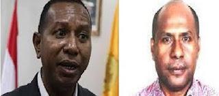 Ada Gelang Papua Merdeka dan Papan Nama Referendum di Ospek BEM FISIP Uncen