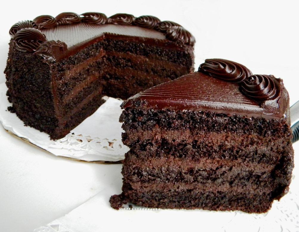 Brooklyn Blackout Cake Ebinger S Recipe