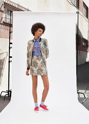 Esprit, otoño 2017, otoño invierno, cazadora, blog moda masculina, moda mujer, vestido, estilo,