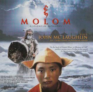 John McLaughlin - 1995 - Molom - A Legend Of Mongolia