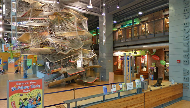 Boston Children's Museum em Boston