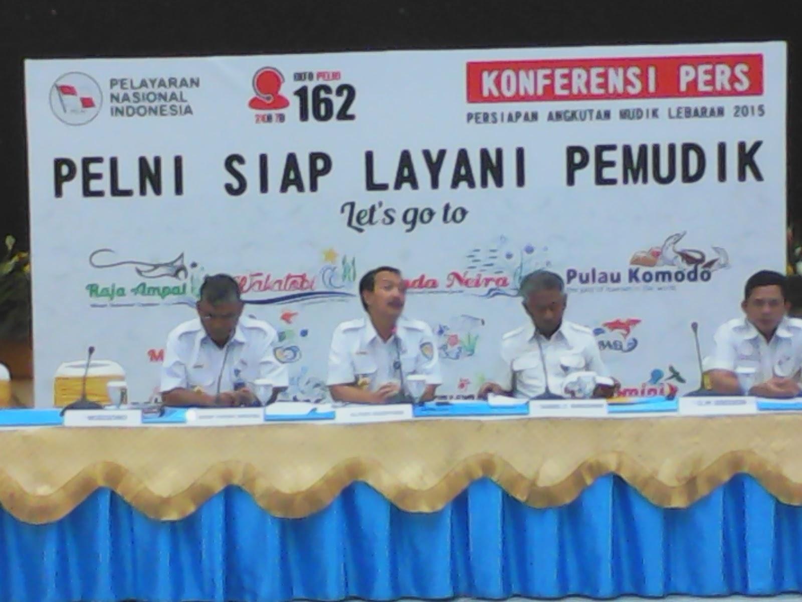 Tingkatkan Kepuasan Pemudik Kapal Pelni Tambah Fasilitas Jakarta
