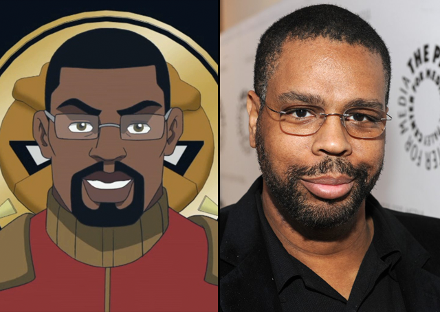 'The reason I got into comics was so I could hit Wolverine in the face with a pie.'--Dwayne McDuffie