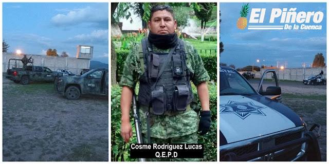 Muere soldado de Chiltepec, Oaxaca, tras ataque de convoy de sicarios a base militar en Zacatecas