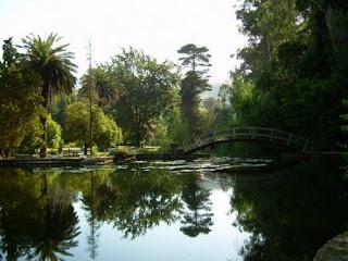 Donde está el Parque Intercomunal de la Reina de Santiago de Chile 3