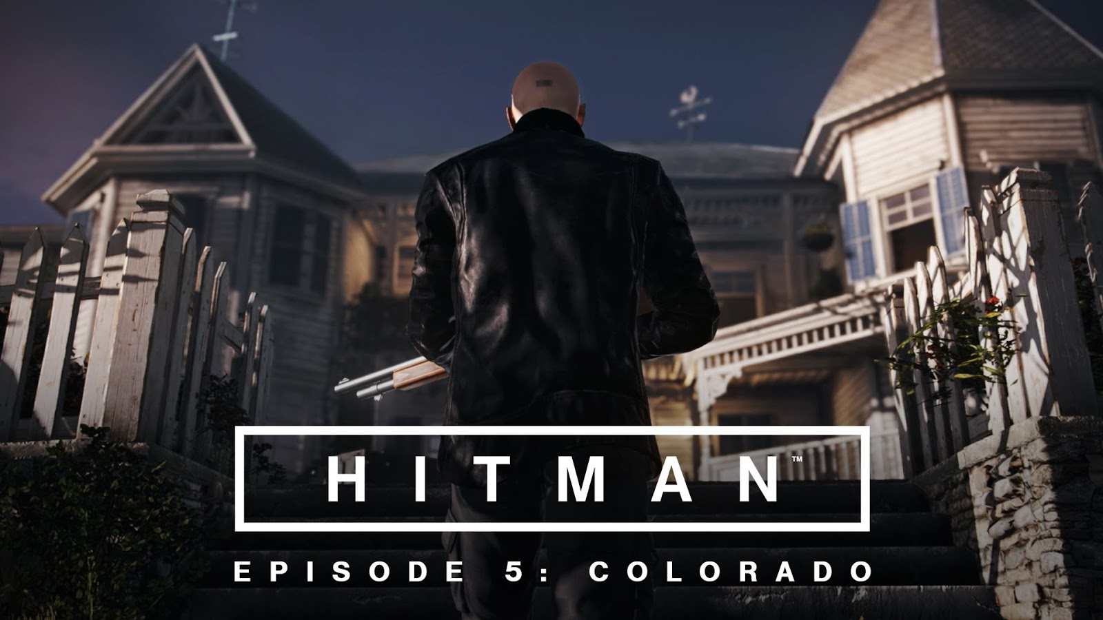 The trailer for Hitman's next episode has leaked