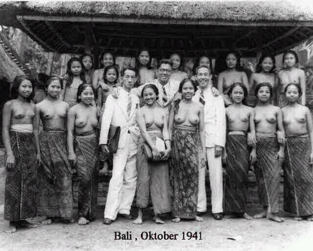 Bali Oktober 1941