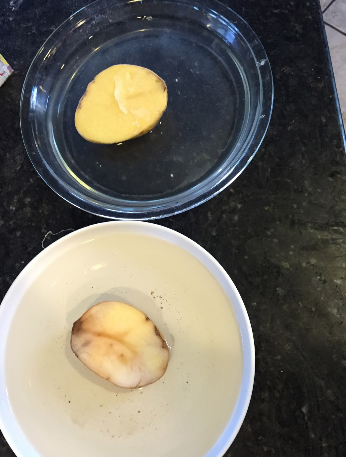 potato salt osmosis Investigating osmosis using potato strips osmosis is defined as the net movement of particles of a solvent (a substance that dissolves another to form a solution) along its concentration gradient, across a partially permeable membrane.