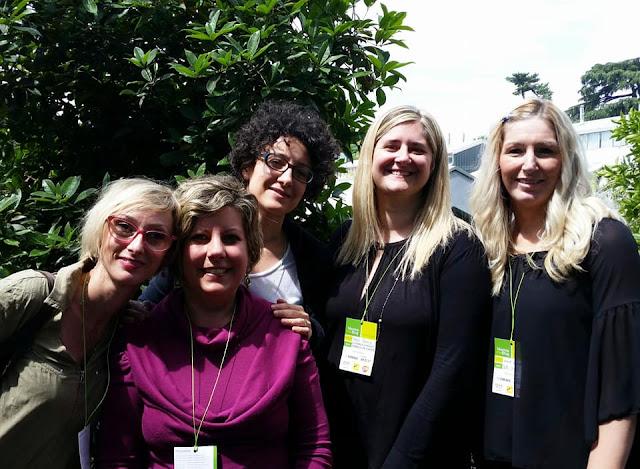 Mammacheblog 2017 Tra corsi di Personal Branding, Blogging the next level - incontri tra blogger