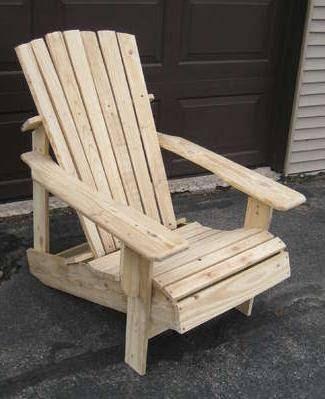 pallet furniture ideas chair