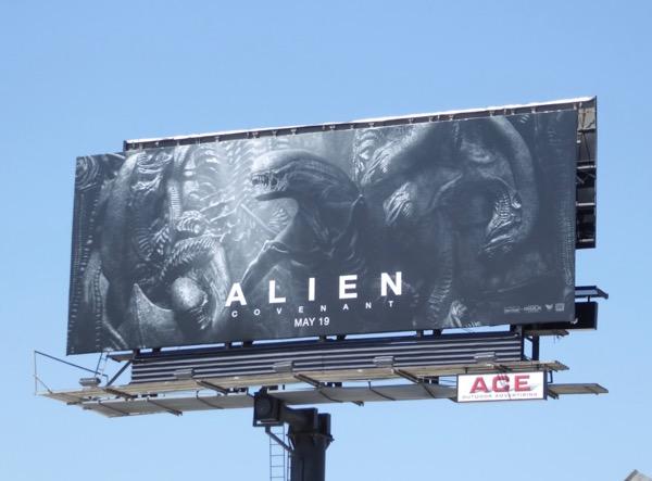 Alien Covenant billboard