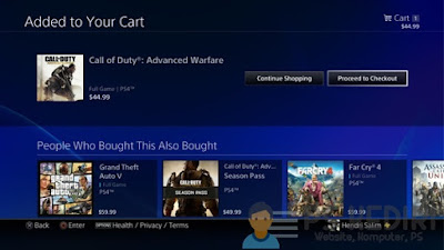 Game PlayStation 4 di PlayStation® Store