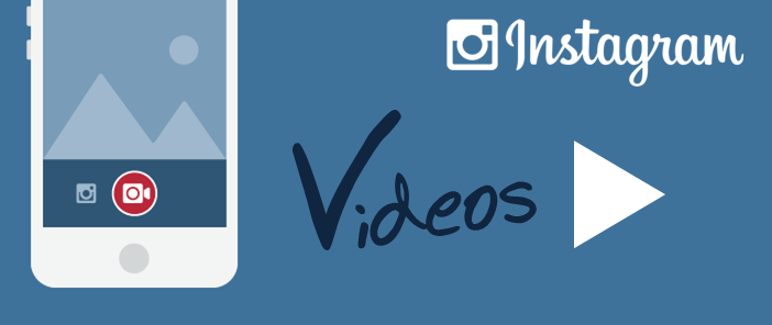 Número de reproducciones en los videos de Instagram