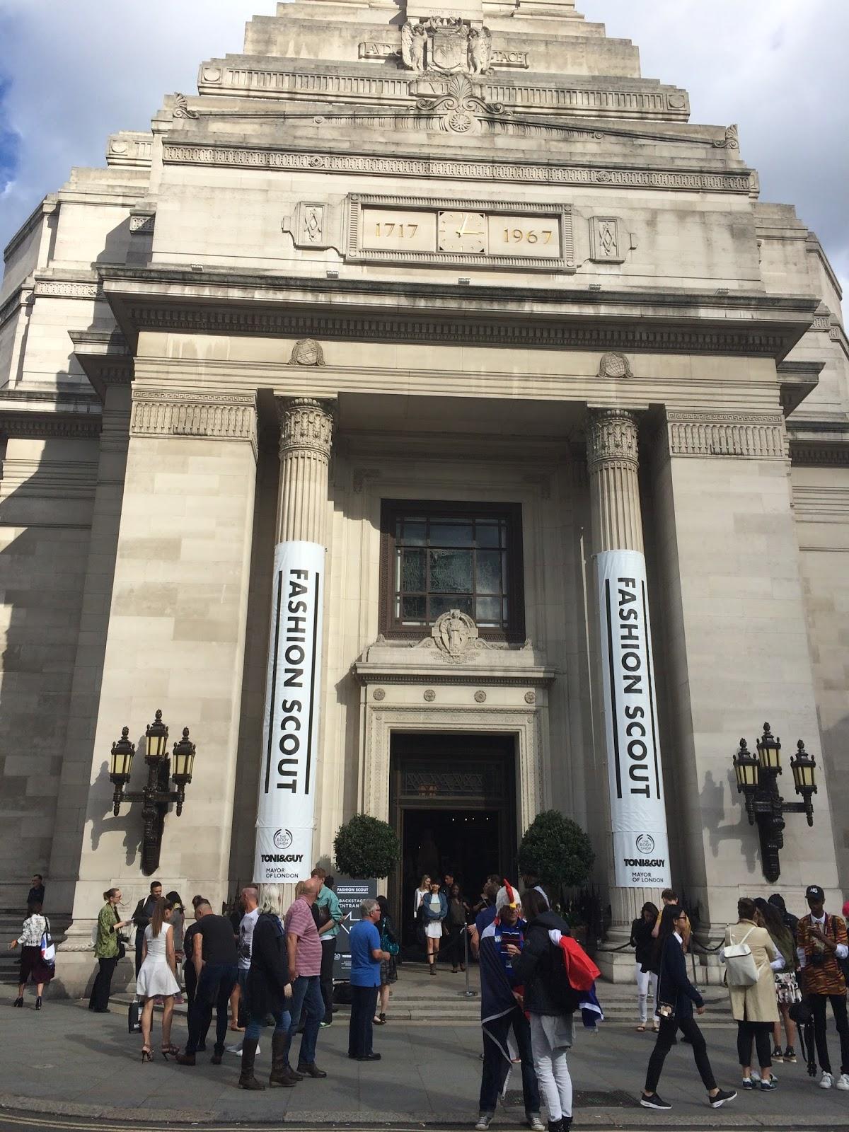 F B L Savvy London Fashion Week Survival Guide