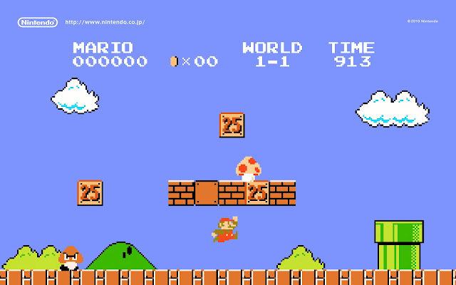 mario bros, super mario, super mario bros, historia de mario, 30 aniversario, aniversario mario, Shigeru Miyamoto, nintendo, donkey kong, juego de plataformas, mario bros apple, mario bros iphone