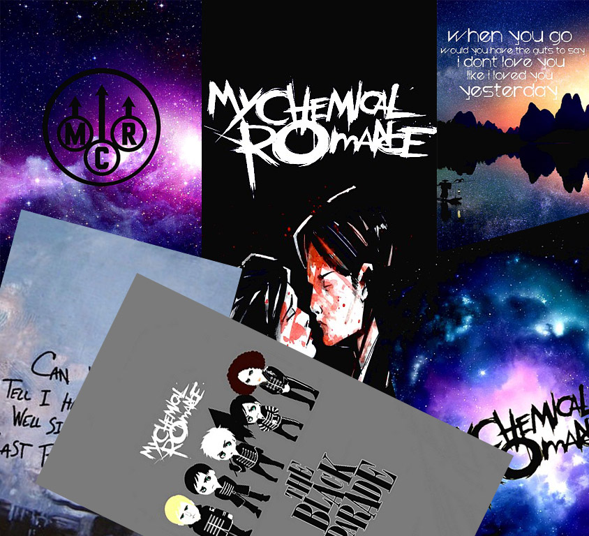 My Chemical Romance Iphone Wallpaper Hd Wallpaper Pic Collections