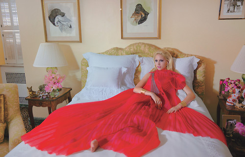 Artful Living: Princess Olympia of Greece and Kendra Spears are always at home in haute couture.