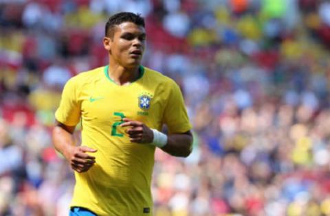 Con người mới của Thiago Silva: