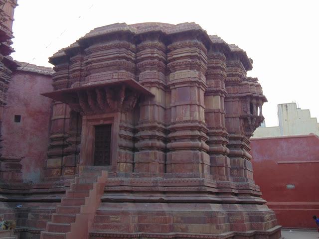 temple of vrindavan
