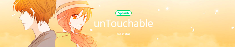 Webtoon untouchable en español