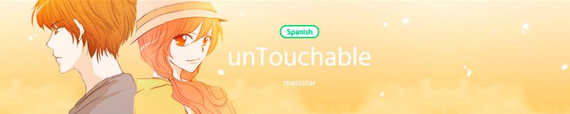 Webtoon untouchable en español