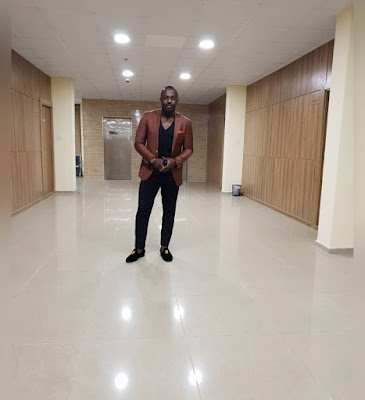 Jim Iyke fashion and style photos