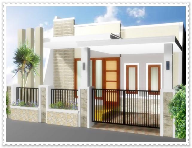 rumah minimalis 1 lantai type 36
