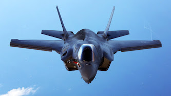 F-35B Fighter Aircraft