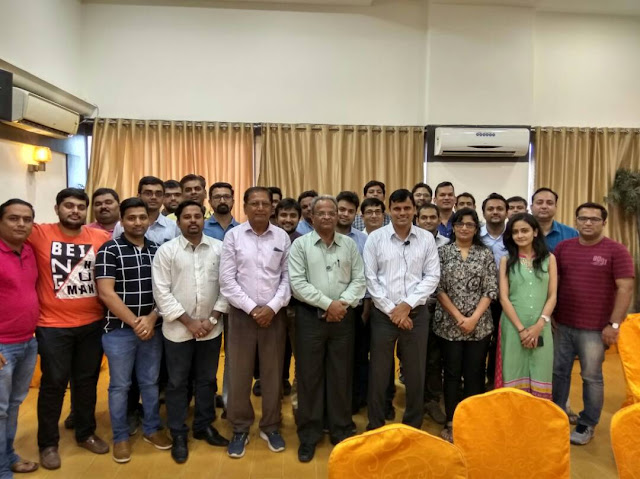 Peaceful Investing Workshop by Dr Vijay Malik. Full-Day Fundamental Value Investing Workshop in Ahmedabad by Dr Stock. Hotel Nami Residency, Bizgrow hotel
