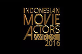 Nominasi dan Pemenang Indonesian Movie Actor Awards 2016