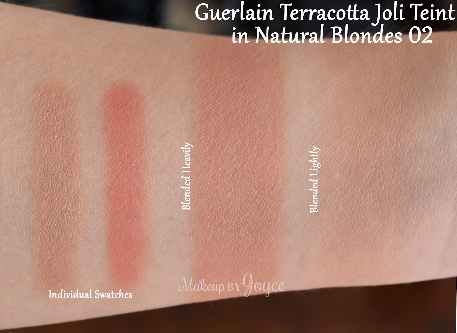 Makeupbyjoyce Swatches Comparisons Collective