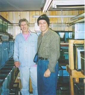 Stephen Kwartler et Rodrigo Ziviani
