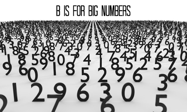 Teaching big and small number, exploring exponential notation