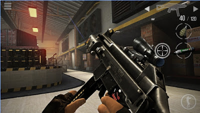 Modern Strike Online Mod APK Unlimited Ammo Update