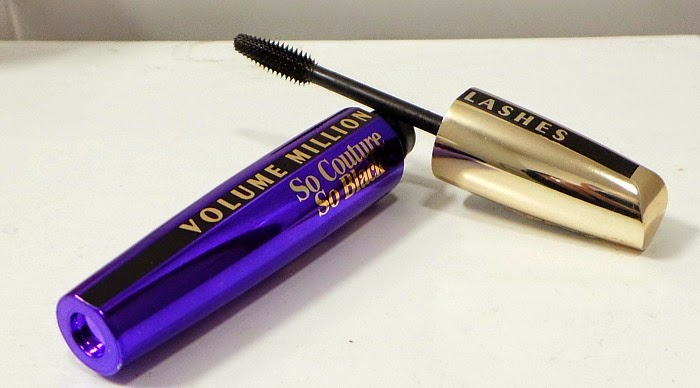 L'oreal Volume Million Lashes So Couture So Black Mascara