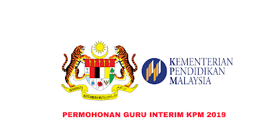 Permohonan Guru Interim KPM 2019 Online