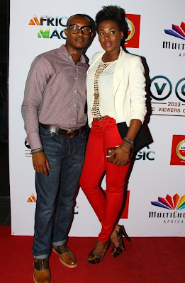 Naija - Photos from Africa Magic Viewers Choice Award Nominees event