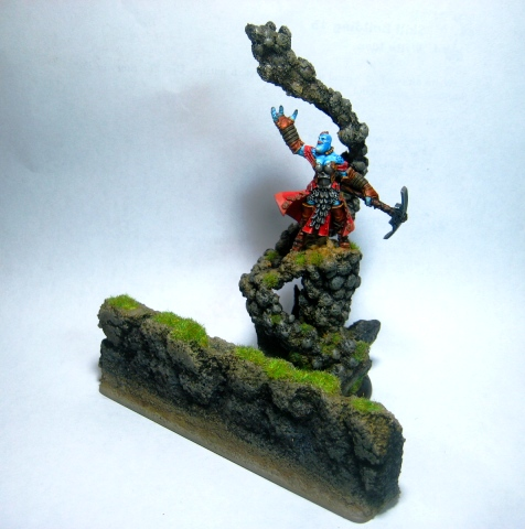 custom Janissa Stonetide ROCKWALL by DC23 photo