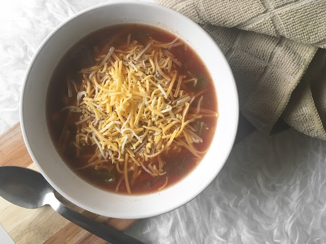 Healthy Slow Cook Mexican Bean Soup