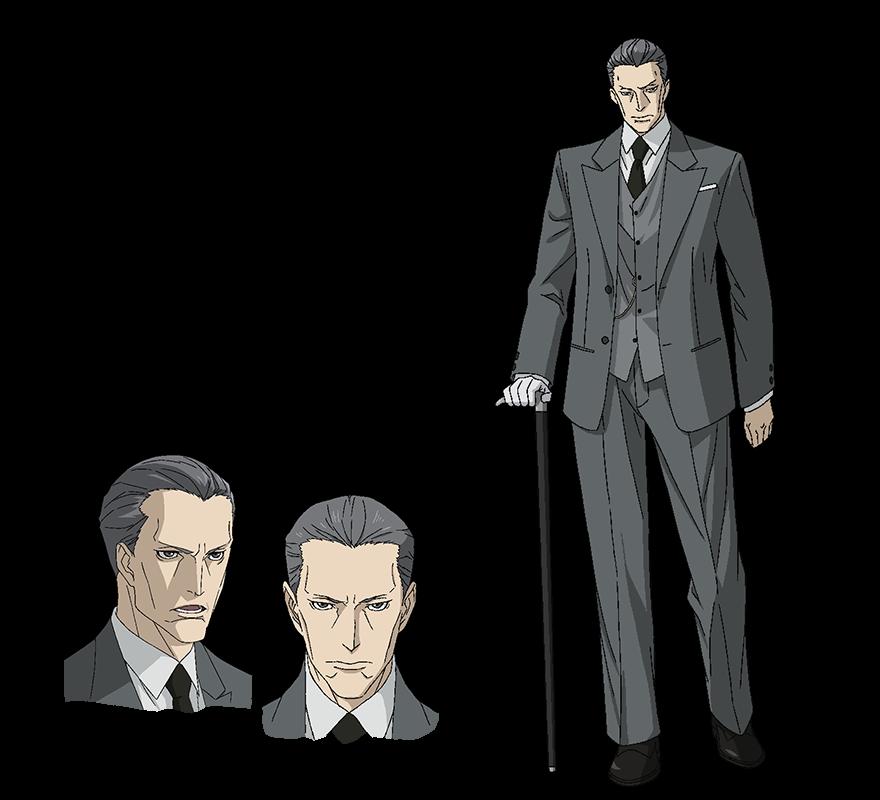 RENDER Joker Game Yuuki