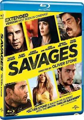 Savages (2012) Hindi Dual Audio Unrated 720p BluRay 1.2GB