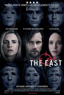 Póster: The East (Zal Batmanglij, 2.013)