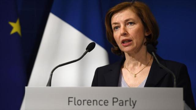Francia defiende al pacto nuclear ante las amenazas de EEUU