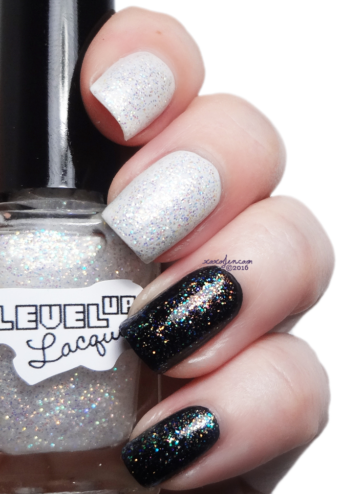 xoxoJen's swatch of LevelUp Lacquer Unicorn Poo
