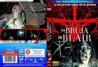 La Bruja De Blair Maxcovers
