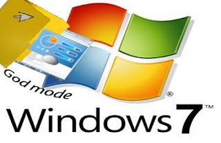God Mode no Windows 7